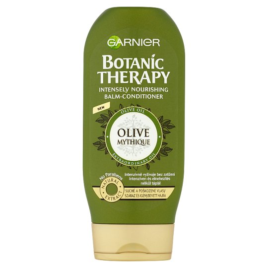 Garnier Botanic Therapy Olive Mythique Balm-Conditioner for Dry and Used Hair 200 ml
