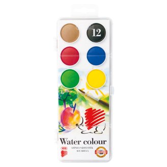 Ico Süni 12 Colour Water Colour