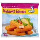 Quick-Frozen, Pre-Fried Breaded Fish Fingers 500 g