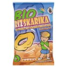 Bio Balls Organic Gluten-Free Slightly Salted Rice Rings 50 g