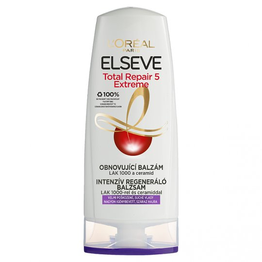 L'Oréal Paris Elseve Total Repair Extreme Conditioner for Dry, Damaged Hair 200 ml