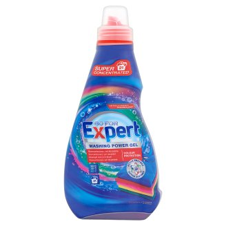 Go for Expert Colour Washing Power Gel 21 Washes 750 ml