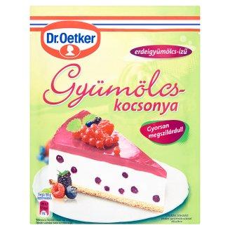 Dr. Oetker Forest Fruit Flavoured Fruit Jelly Powder 90 g