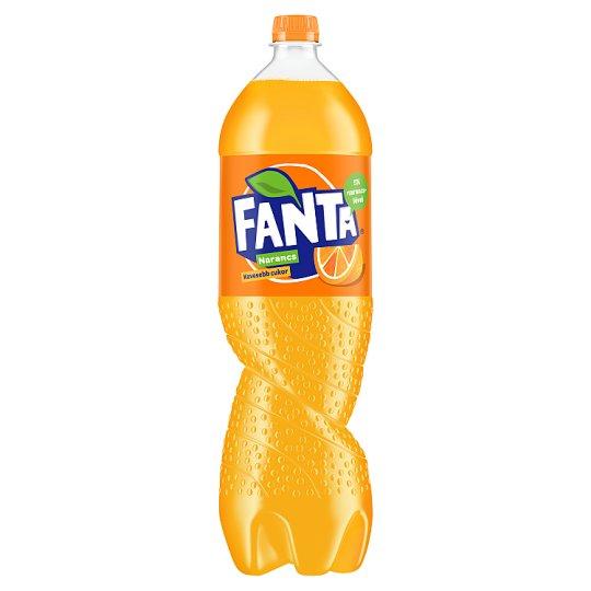 Fanta Narancs szénsavas üdítőital 1,75 l