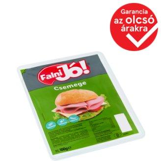 Falni Jó! Csemege szeletelt baromfihúsból készült termék 100 g