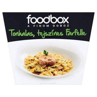 Foodbox Farfelle with Tuna and Cream 330 g