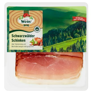 Wein Black Forest Smoked Ham Slices 100 g