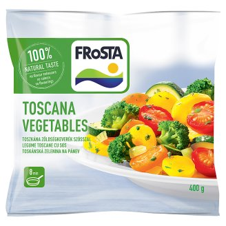 FRoSTA Toscana Quick-Frozen Vegetables with Sauce 400 g