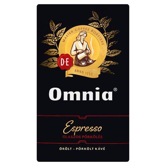 Douwe Egberts Omnia Espresso őrölt-pörkölt kávé 1000 g