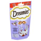 Dreamies Complementary Pet Food for 8 Weeks+ Cats with Duck 60 g
