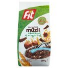 Fit Reggeli Crunchy Muesli with Chocolate and Hazelnut 200 g