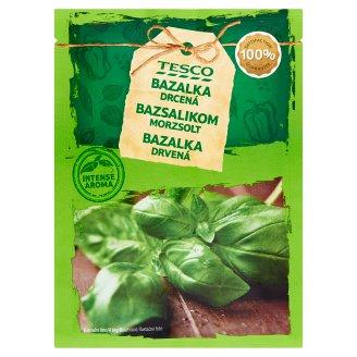 Tesco Crumbled Basil 10 g