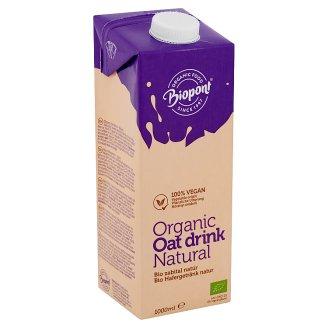 Biopont Organic Natural Oat Drink 1 l