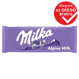 Milka Alpine Milk Chocolate 100 g