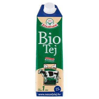 Zöldfarm BIO UHT tej 1,5% 1 l