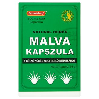 Dr. Chen Patika Natural Herbs malva étrend-kiegészítő kapszula 30 db 15 g