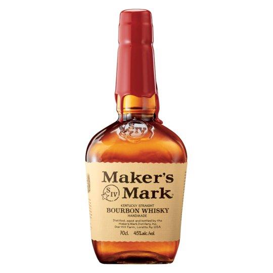Maker's Mark bourbon whiskey 45% 0,7 l