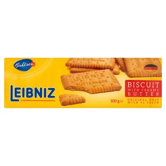 Leibniz Biscuits with Creamy Butter 100 g