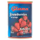 Giana Strawberries in Light Syrup 410 g