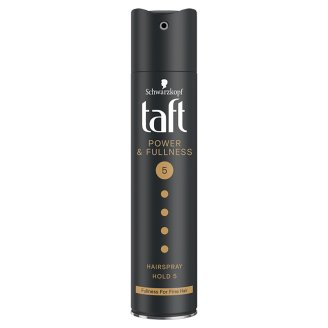 Taft hajlakk Power&Fullness 250 ml