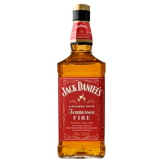 Jack Daniel's Tennessee Fire Whiskey Based Liqueur 35% 0,7 l