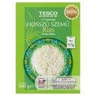 """Tesco """"A"""" minőségű hosszú szemű rizs főzőtasakban 4 x 125 g"""