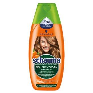 Schauma Vitality Shampoo with Extracts of Sea Buckthorn for Tired Lifeless Hair 250 ml