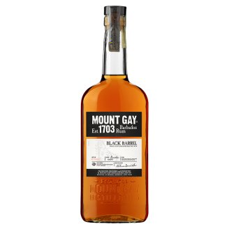 Mount Gay Black Barrel Rum 43% 0,7 l