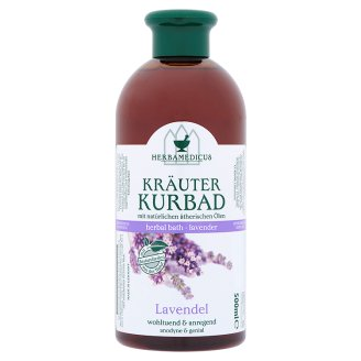 Herbamedicus Herbal Bath with Lavender 500 ml