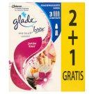 Glade by Brise One Touch Mini Spray Japán Kert aeroszolos légfrissítő utántöltő 3 x 10 ml