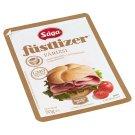 Sága Füstlizer Sliced Turkey Bologna Sausage 90 g