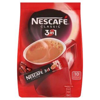 Nescafé Classic 3in1 azonnal oldódó kávéspecialitás 10 db 175 g