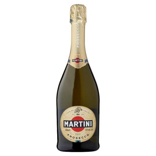 Martini Prosecco Extra Dry Quality Aromatic Sparkling Wine 11,5% 0,75 l