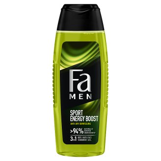 Fa Men Sport Energy Boost tusfürdő 250 ml