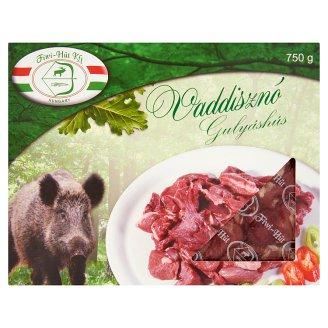 Frozen Boar for Goulash 750 g
