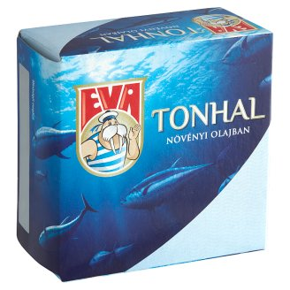 Eva Tuna in Vegetable Oil 160 g