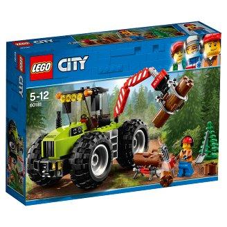 LEGO City Great Vehicles Erdei Traktor 60181
