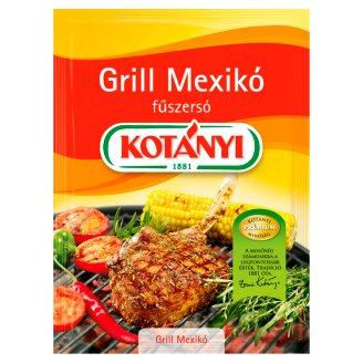 Kotányi grill mexikó fűszerkeverék 30 g