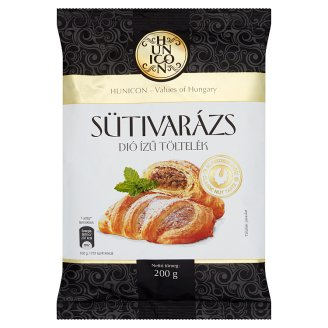 Hunicon Sütivarázs Walnut Flavoured Filling 200 g