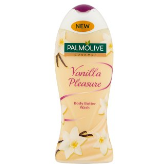 Palmolive Gourmet Vanilla Pleasure Body Butter Wash 500 ml