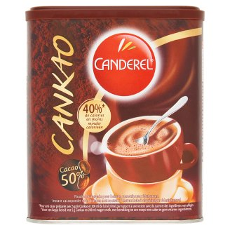 Canderel Cankao Instant Cocoa Powder with Sweetener 250 g