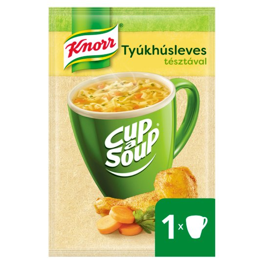 Knorr Cup a Soup Chicken Soup with Noodles 12 g