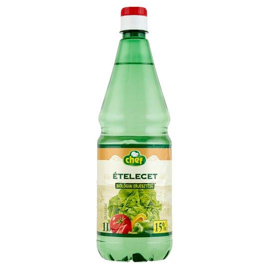 Chef Food Vinegar 15% 1 l