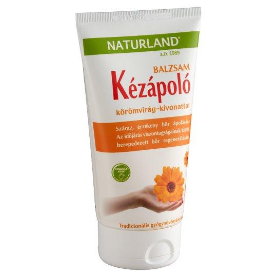 Naturland kézápoló balzsam körömvirág-kivonattal száraz, érzékeny bőrre 120 ml