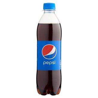 Pepsi colaízű szénsavas üdítőital 0,5 l