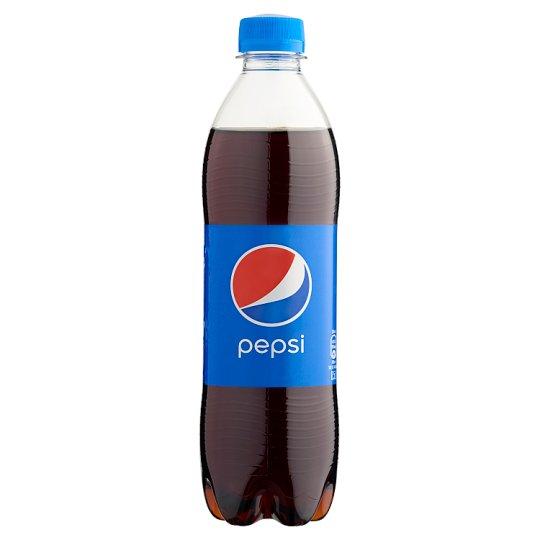 Pepsi Cola Flavoured Carbonated Soft Drink 0,5 l