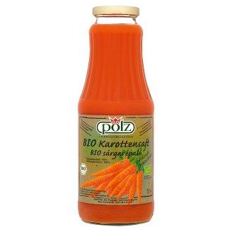 Pölz Organic Carrot Juice 100% 1 l