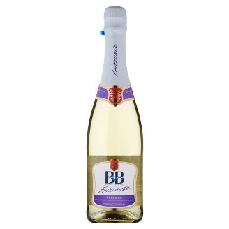 BB Frizzante félédes fehér gyöngyözőbor 0,75 l