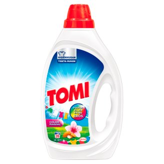 Tomi Sensitive Color Mandulatej mosószer 20 mosás 1 l
