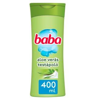 Baba Refreshing Body Lotion with Aloe Vera 400 ml